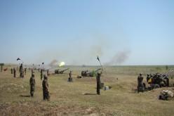 Artileriștii și rachetiștii antiaerieni dejeni, din nou, performanți