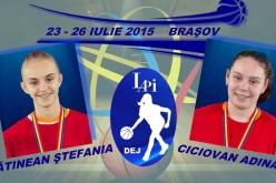Baschetbaliste de la LAPI Dej, prezente la Turneul de selecție de la Brașov