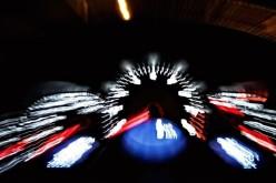 """""""Schumacher"""", prins de radar pe centura ocolitoare a municipiului Gherla"""