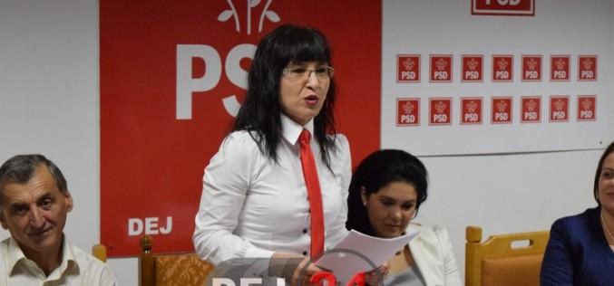 Dora Muncelean, aleasă la conducerea OFSD Dej – FOTO/VIDEO