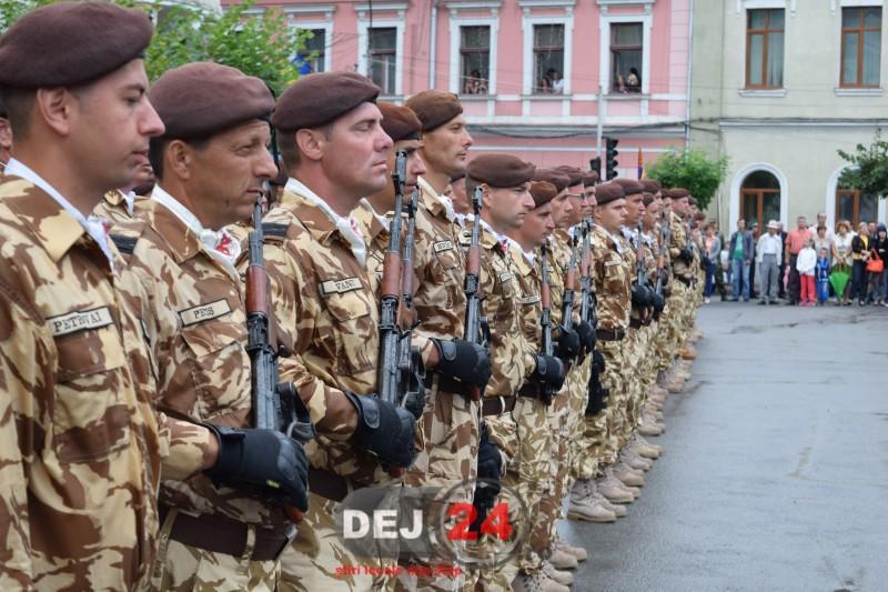Batalionul 811 Afganistan