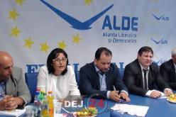 ALDE Dej a avut oaspeți de seamă la sediul partidului. Vezi toate declarațiile făcute – FOTO/VIDEO