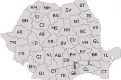 INFORMARE METEO! Ploi însemnate cantitativ și lapoviță în Transilvania