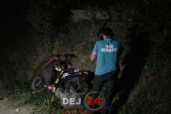 """Un MINOR a ajuns la spitalul din Dej după ce """"a zburat"""" cu mopedul – FOTO/VIDEO"""