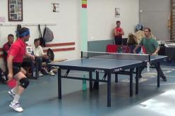 Campionat de TENIS DE MASĂ la Dej – VIDEO