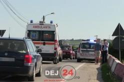 Beclean: A treversat strada și a fost izbit de o mașină. Pietonul era beat