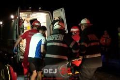 Bărbat din Dej, implicat într-un accident în Pasul Mesteacăn