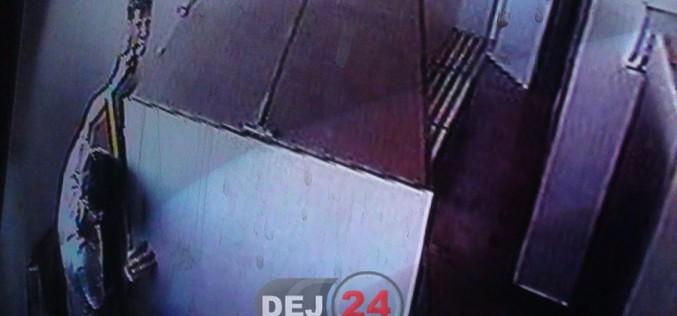 HOȚI prinși la FURAT, la Parcul Balnear Toroc din Dej – IMAGINI VIDEO CAMERE SUPRAVEGHERE