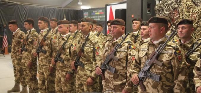 Militar român plecat în Afganistan, rănit în urma unui atac insurgent
