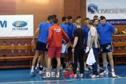 Echipa de volei Unirea Dej va participa la Cupa Explorări, la Baia Mare