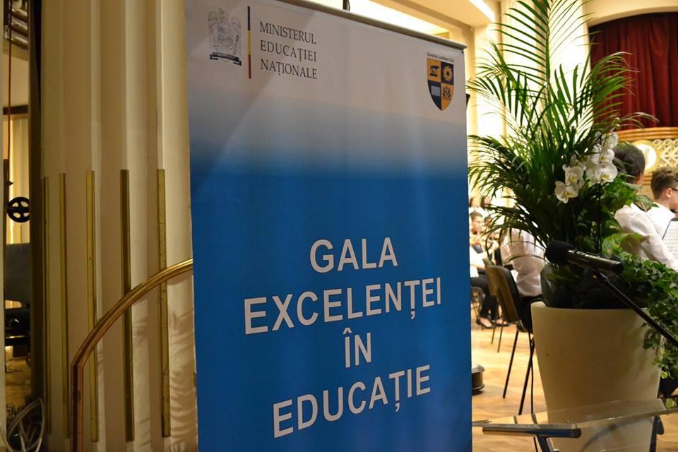 Gala Excelentei in Educatie