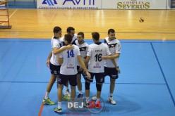 Unirea Dej – VCM LPS Piatra Neamț 3-0. Prima victorie pentru dejeni!