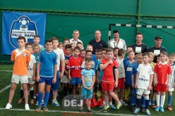 Academia de Fotbal Paul Papp și-a deschis porțile, la Dej – FOTO/VIDEO