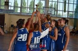Baschetbalistele de la LAPI Dej U16 au câștigat Cupa Bihorul – FOTO