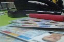 Preluare de acte pentru întocmirea cărţilor de identitate în comuna Vultureni