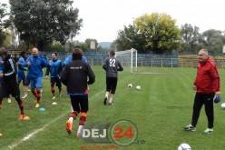 FC Unirea Dej – Unirea Jucu, sâmbătă, pe stadionul din Dej