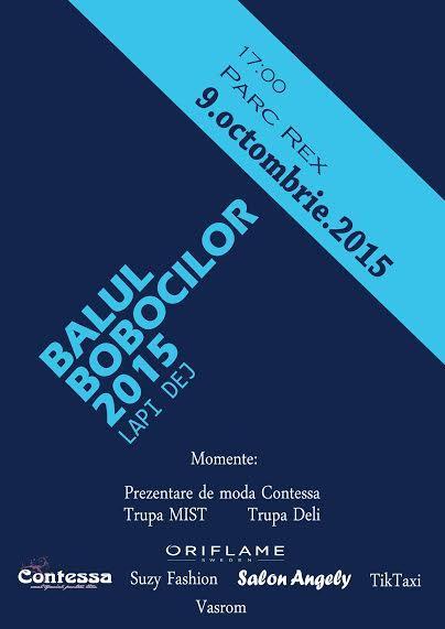Balul Bobocilor LAPI Dej 2015