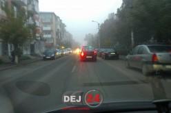 ANM: COD GALBEN nowcasting de ceață pentru județul Cluj, până la ora 10:30