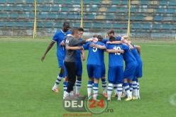 Comuna Recea – FC Unirea Dej 2-1. Gazdele au punctat pe finalul meciului