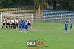 FOTBAL. Comuna Recea – FC Unirea Dej, mâine, în Maramureș