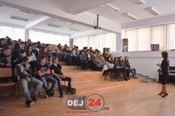 "MAD Day la Liceul Teoretic ""Alexandru Papiu Ilarian"" Dej – FOTO"