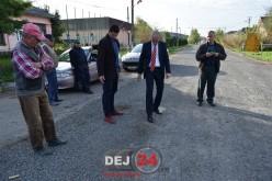 DJ161D, sub orice critică la puțin timp după finalizarea lucrărilor. Mihai Seplecan nu va efectua plata către constructor – FOTO/VIDEO