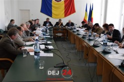 Consilierii locali din Dej se întrunesc într-o ședință ordinară pe luna decembrie