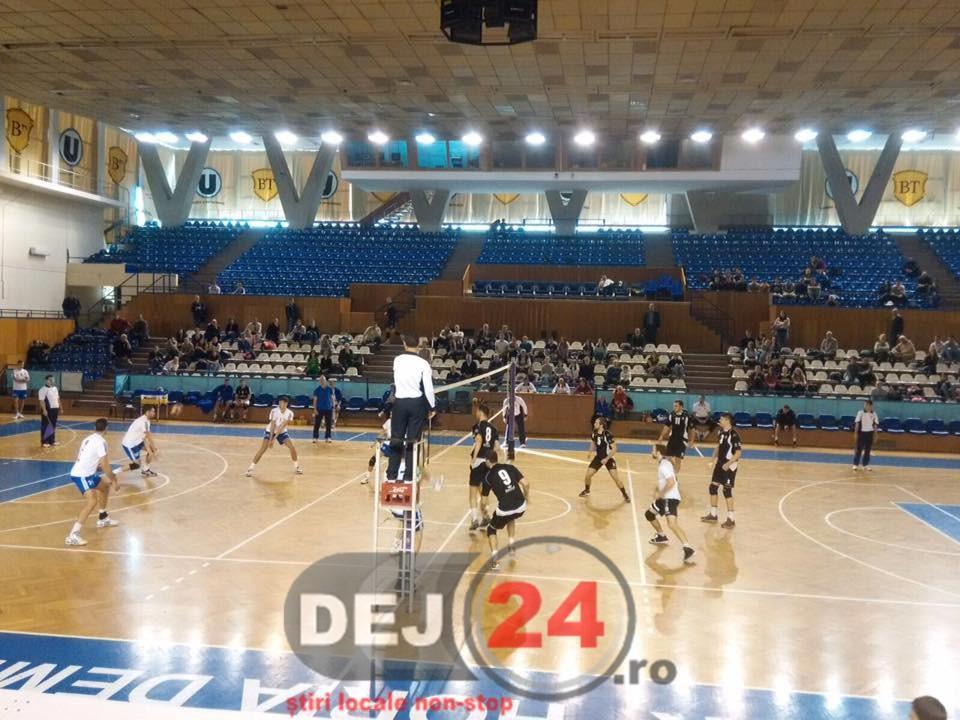 U Cluj - Unirea volei masculin (22)