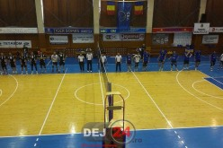 """VOLEI – AMICAL. Unirea Dej întâlnește mâine formația """"U"""" Cluj"""