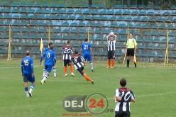 """FOTBAL. """"U"""" Cluj Elite – FC Unirea Dej. Blaj a marcat unicul gol al meciului"""