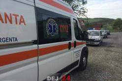 Bărbat strivit de căruță, în Stoiana. Victima, transportată de urgență la spital