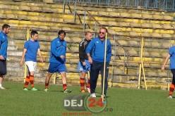 A venit, a văzut, a plecat. Valentin Sinescu nu rămâne la FC Unirea Dej. Se caută antrenor