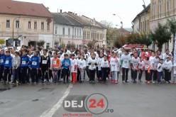 DEJ: CROSUL TOAMNEI și-a desemnat câștigătorii. Maratonistul Tibi Ușeriu, prezent la eveniment – GALERIE FOTO/VIDEO
