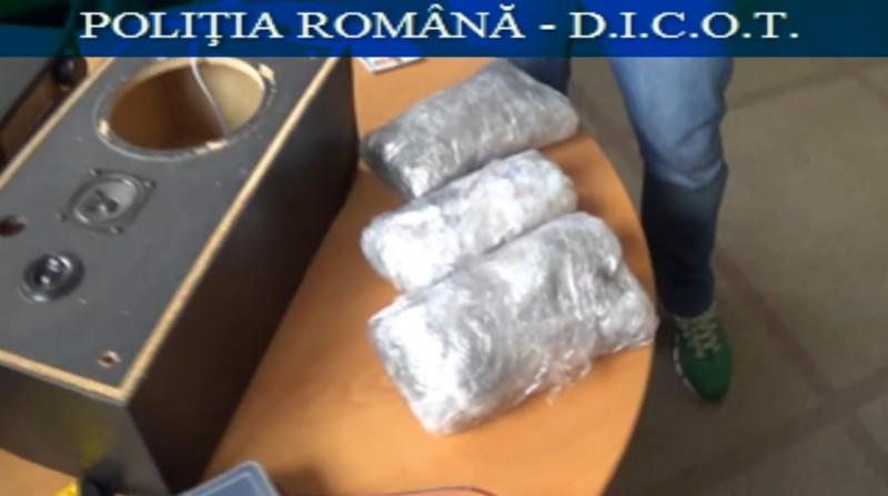 droguri flagrant DIICOT BCCO