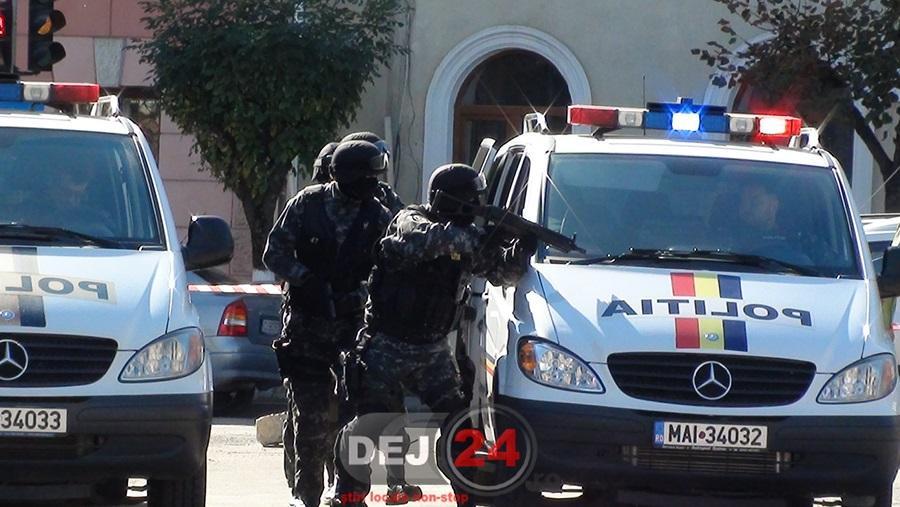 exercitiu politisti Saptamana Prevenirii Criminalitatii (12)