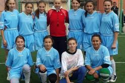 Șase echipe de fotbal feminin s-au întrecut la Cășeiu – FOTO