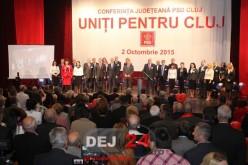 Deputatul dejean Cornel Itu, reales PREȘEDINTE EXECUTIV al PSD Cluj – FOTO