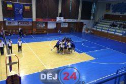 VOLEI: CS Unirea Dej întâlnește mâine, pe teren propriu, formația VCM LPS Piatra Neamț. Partida va fi dedicată micuței Alma
