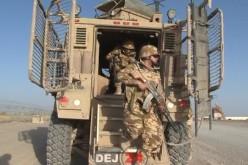 Militari români în Afganistan. QRF – quick reaction force – GALERIE FOTO