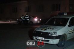 Tânăr din Gherla, prins în flagrant delict în timp ce încerca să sustragă bunuri din autoturisme
