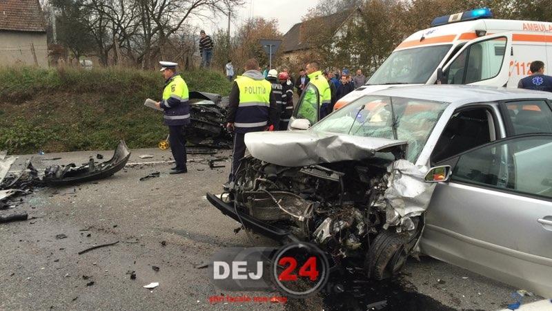 Accident Livada DN1C