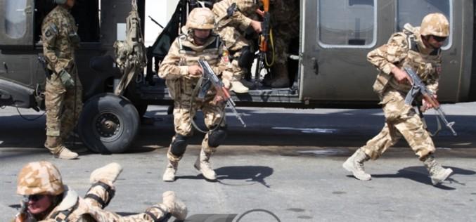 Mai mulți militari din Garnizoana Dej participă la exercițiul multinațional SABER GUARDIAN 2017