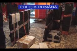 Descinderi, în județul Cluj, la persoane bănuite de furturi din locuințe – VIDEO