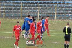 În sfârșit! FC Unirea Dej – Luceafărul Bălan 3-0. Victorie muncită a dejenilor – FOTO/VIDEO