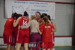Revenire FABULOASĂ a baschetbalistelor de la LAPI Dej. Victorie în ultima clipă! -FOTO