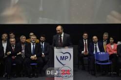 Organizația Dej a Mișcării Populare, prezentă la conferința cu Traian Băsescu – FOTO
