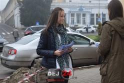 """Rotary Club Dej a marcat astăzi """"Ziua Internațională a Diabetului"""" – FOTO/VIDEO"""