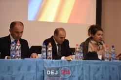 Vlad Bărbos, candidatul PNL pentru Primăria Gherla, la alegerile din 2016 – FOTO