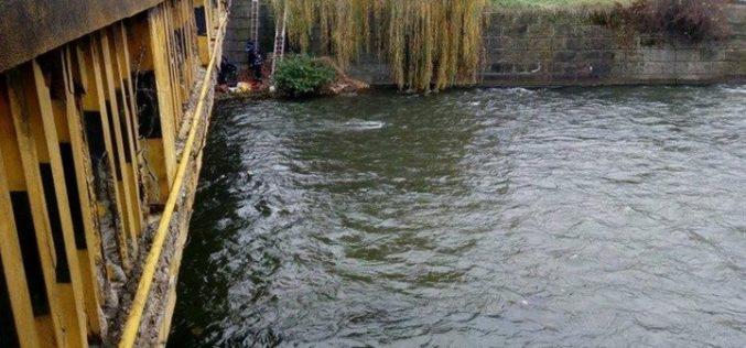 Cluj   Femeie găsită moartă în albia râului Someşul Mic