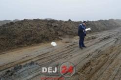 ȘOCANT. Bărbat decedat, pe jumătate dezbrăcat, găsit în Bonțida – FOTO